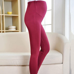 Maternity Abdomen Supportive Leggings