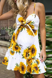 Maternity Printed Cami Dress