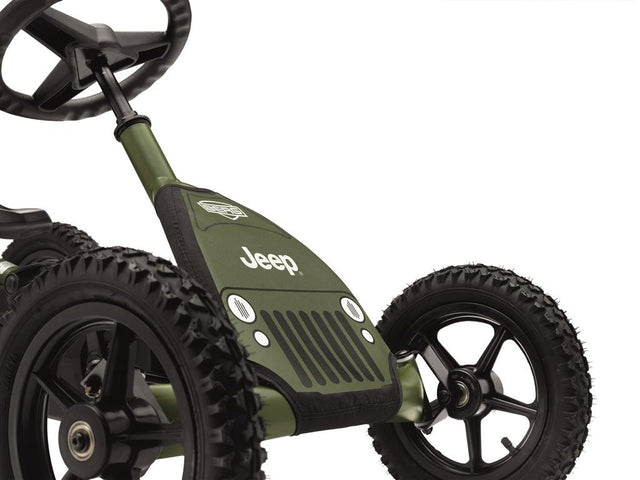 Polkuauto Jeep Junior - acon-fi