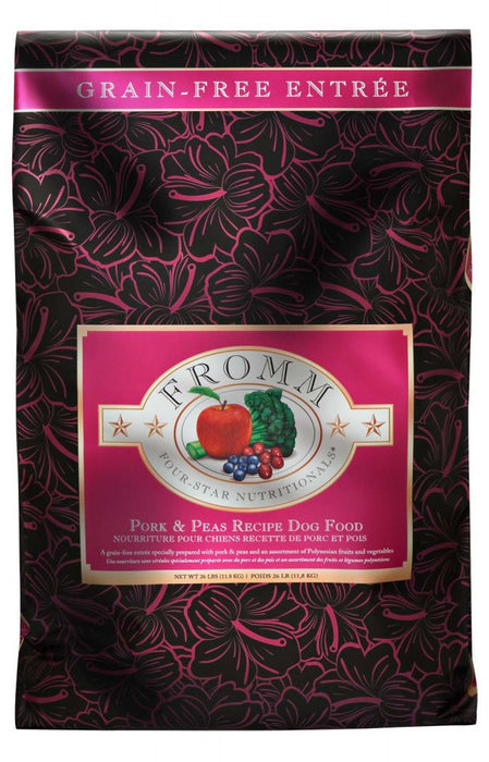 Fromm Four Star Pork & Peas Recipe Dry Dog Food