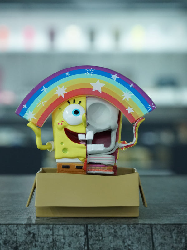 Imagination Spongebob Hidden Dissectible by Jason Freeny