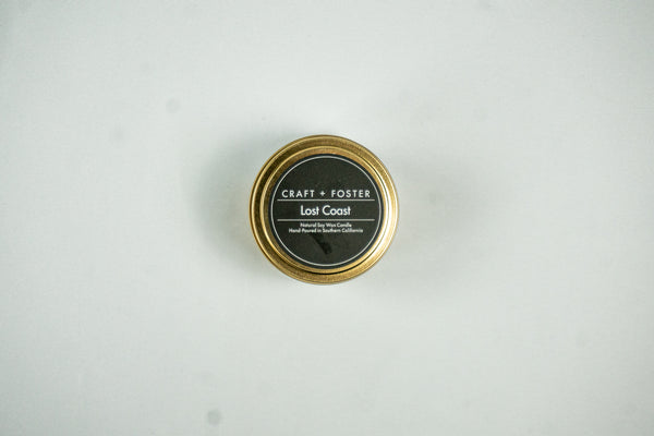 Lost Coast Candle