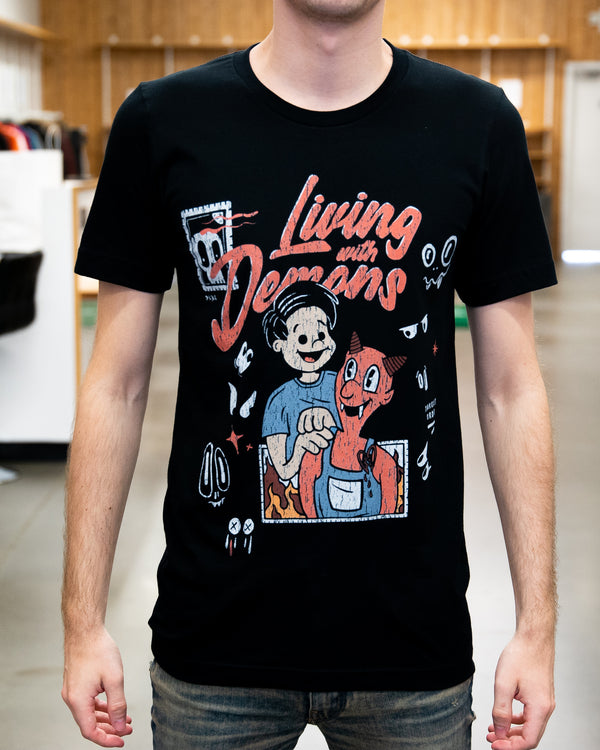 Living With Demons Tee