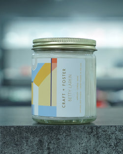 Apricot, Citrus & Rose Candle