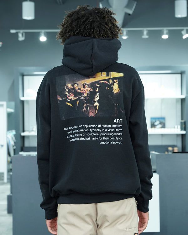 Art Definition Hoodie