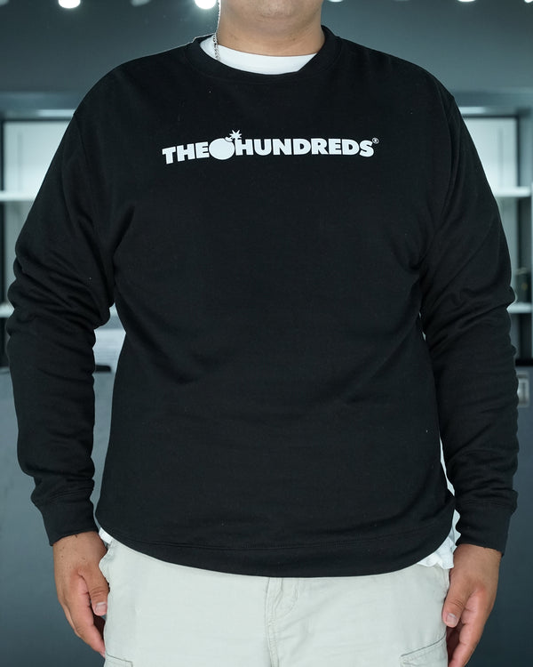 Bar Logo Crewneck