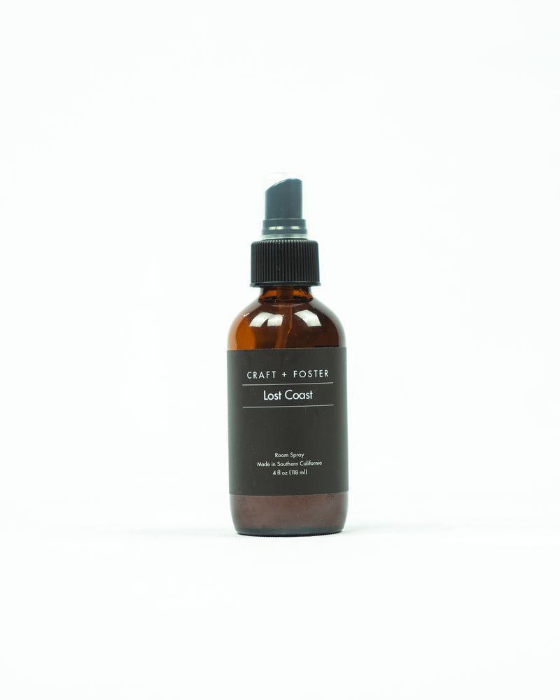 Lost Coast Room Spray by Craft + Foster