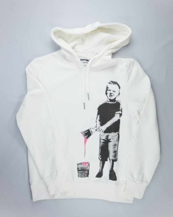 Banksy Mais Hooded Sweatshirt