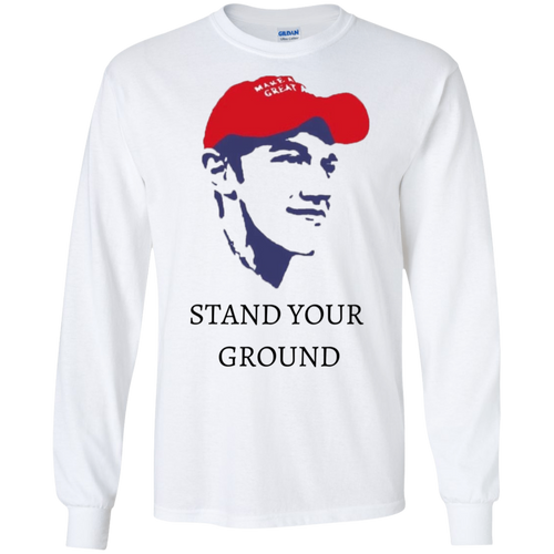 Stand Your Ground Long Sleeve