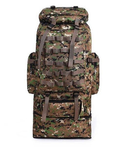 100L Large Capacity Outdoor Tactical Backpack - Junitas Online Store