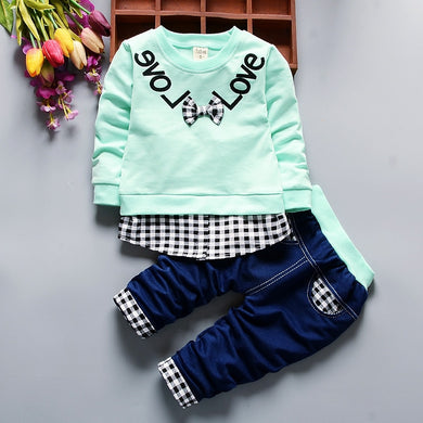Boy Girls Clothing Set - Junitas Online Store