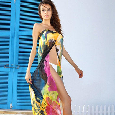 Swimsuit Beach Dress Chiffo - Junitas Online Store