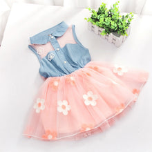 Load image into Gallery viewer, Summer New Style Novelty Princess Dress - Junitas Online Store