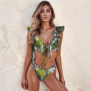 2021 Backless Tunic Beach Dress Bikini - Junitas Online Store