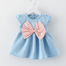 Load image into Gallery viewer, Mini Dress Children Baby Summer - Junitas Online Store