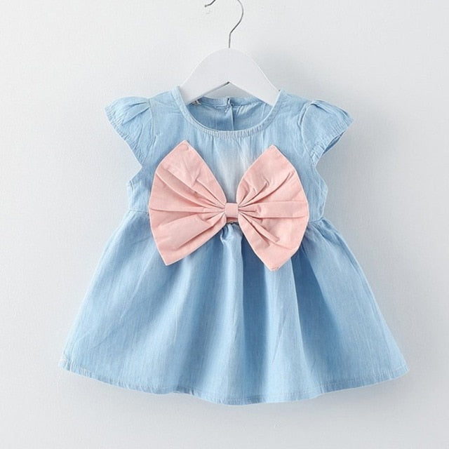 Mini Dress Children Baby Summer - Junitas Online Store
