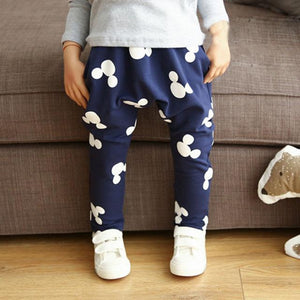 Children's Printing Pants Boys and Girls Leggings - Junitas Online Store