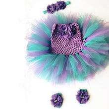 Load image into Gallery viewer, Cute Baby Tutu Newborn Birthday Party Dress - Junitas Online Store