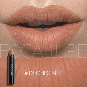 FOCALLURE Lipsticks Waterproof - Junitas Online Store