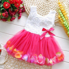 Load image into Gallery viewer, Fashion Summer Colorful Dress Petal Hem - Junitas Online Store