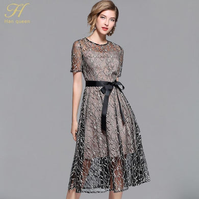 2019 Elegant Summer Bow Dress - Junitas Online Store