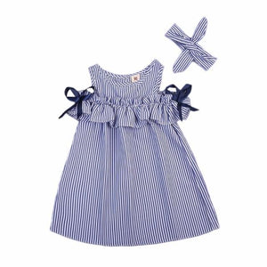 Hot Summer Dress Toddler Kids Baby Girls - Junitas Online Store