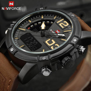 NAVIFORCE Luxury Brand Men's Sport - Junitas Online Store