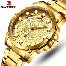 Load image into Gallery viewer, NAVIFORCE Top Brand Luxury Watche - Junitas Online Store