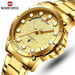NAVIFORCE Top Brand Luxury Watche - Junitas Online Store