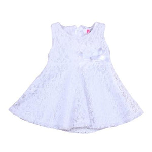New flower girl party dress, baptism dress - Junitas Online Store