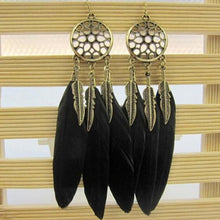 Load image into Gallery viewer, Dream Catcher Earrings - Junitas Online Store