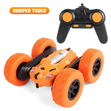 Remote Control Car 2.4G Radio Control Roll Trick Four-wheel Drive High Speed - Junitas Online Store