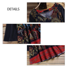 Load image into Gallery viewer, Patchwork Clothes Plus Size - Junitas Online Store