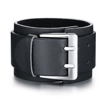 Load image into Gallery viewer, 45.5mm Width Leather Belt - Junitas Online Store