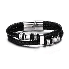 Load image into Gallery viewer, Top Quality Leather Bracelet - Junitas Online Store
