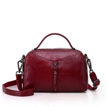 Load image into Gallery viewer, Soft Genuine Leather Messenger Bags - Junitas Online Store