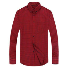Load image into Gallery viewer, Brand Men's Shirt Turndown Collar - Junitas Online Store