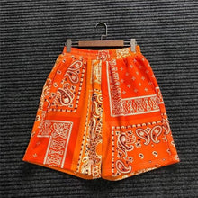 Load image into Gallery viewer, Cashew Flower SHORTS - Junitas Online Store