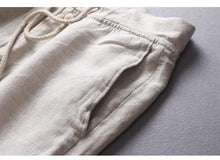 Load image into Gallery viewer, Casual Men linen Sweatpants - Junitas Online Store