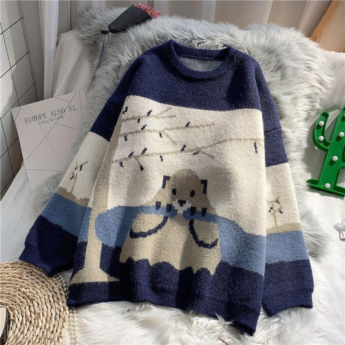 Fashion French Sweater - Junitas Online Store