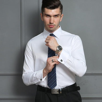 French Cuff Shirts Business - Junitas Online Store