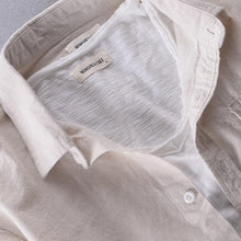 Load image into Gallery viewer, Italy Brand Shirt Linen - Junitas Online Store