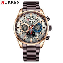 Load image into Gallery viewer, Mens Luxury Casual Quartz - Junitas Online Store