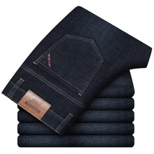 Load image into Gallery viewer, Modal Cotton Men's Business Jeans - Junitas Online Store