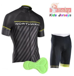Children Cycling Clothing Jersey - Junitas Online Store