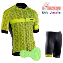 Load image into Gallery viewer, Children Cycling Clothing Jersey - Junitas Online Store
