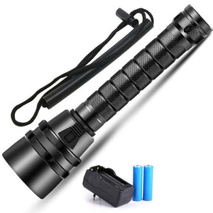 Waterproof Scuba Diving Flashlight - Junitas Online Store