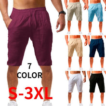 Load image into Gallery viewer, Sports Cotton - Linen Pants - Junitas Online Store
