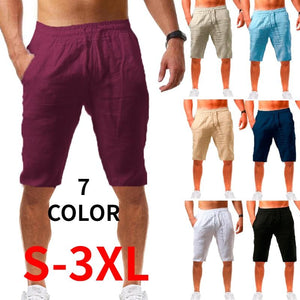 Sports Cotton - Linen Pants - Junitas Online Store