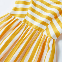 Load image into Gallery viewer, Striped Mother Daughter Dress - Junitas Online Store
